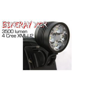 luce frontale a led per slitta
