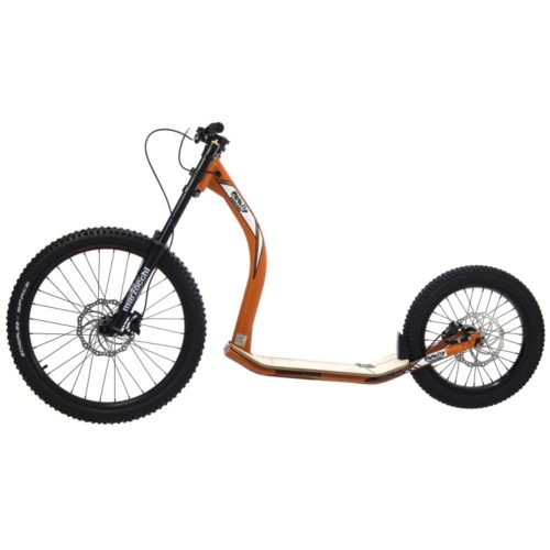 DH IRON GRAVITY SCOOTER