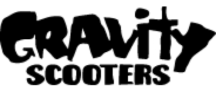 logo gravity scooters